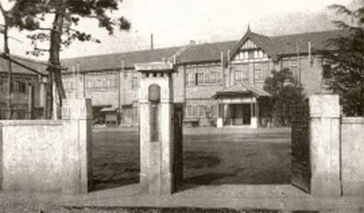 北蒲小学校