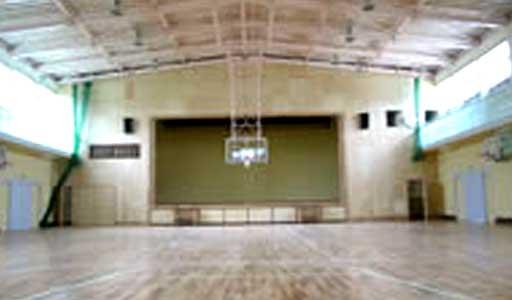 大森第五小学校体育館