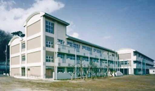大森第三中学校